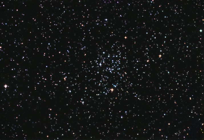 M50 Open Cluster in Monoceros