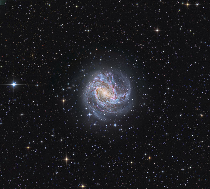 M83 - The Southern Pinwheel
