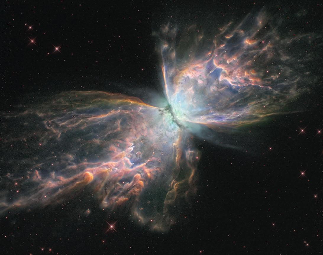 ESAHubble Space Telescope