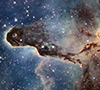 IC 1396A - The Elephant Trunk Nebula