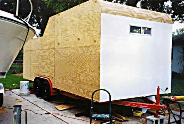 Can A Trailer Be Re Sided Page 3 Dodgeforum Com